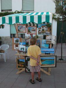 Mercado Artesanal de Es Mercadal